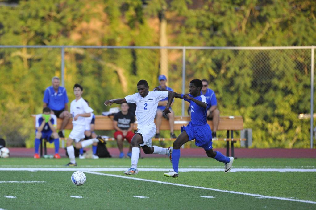 Clark Boys Soccer