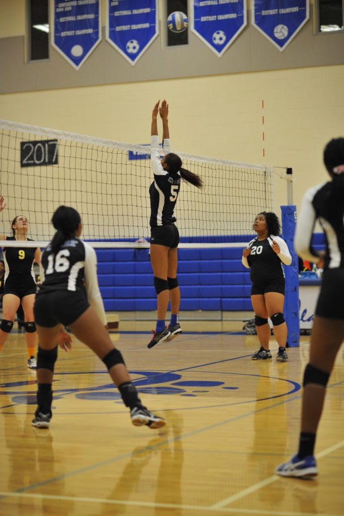 Clark Volleyball 2
