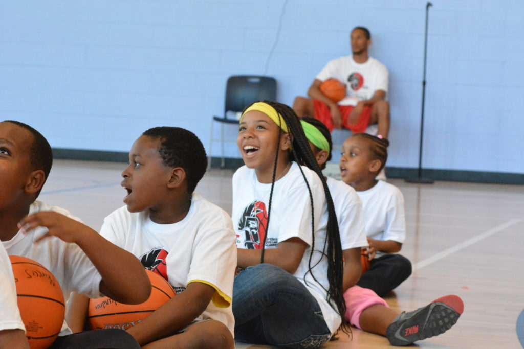 Hughes-Rothenberg Bball Clinic