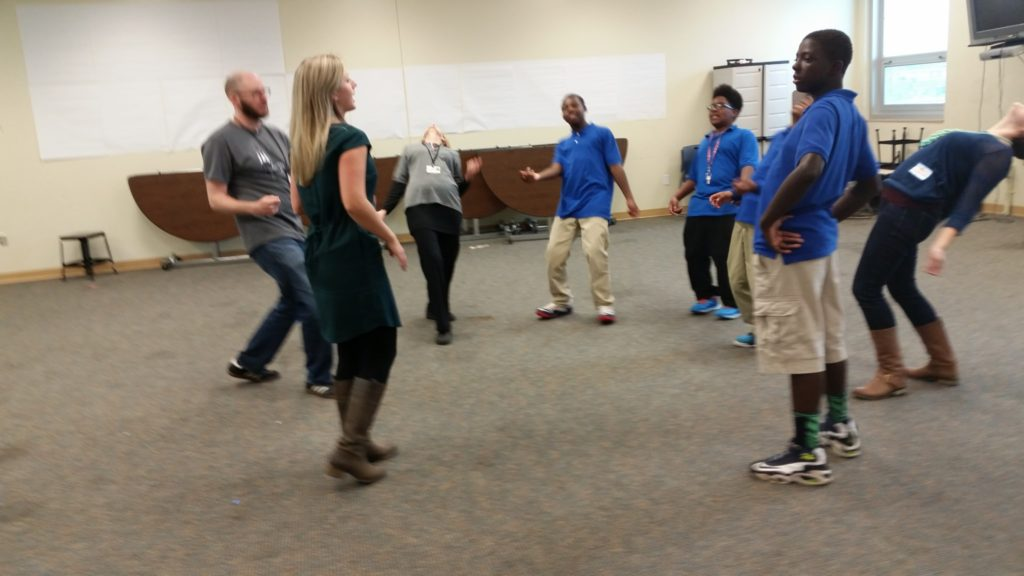 Woodward - Cincy Playhouse instructors 20141028 (2)