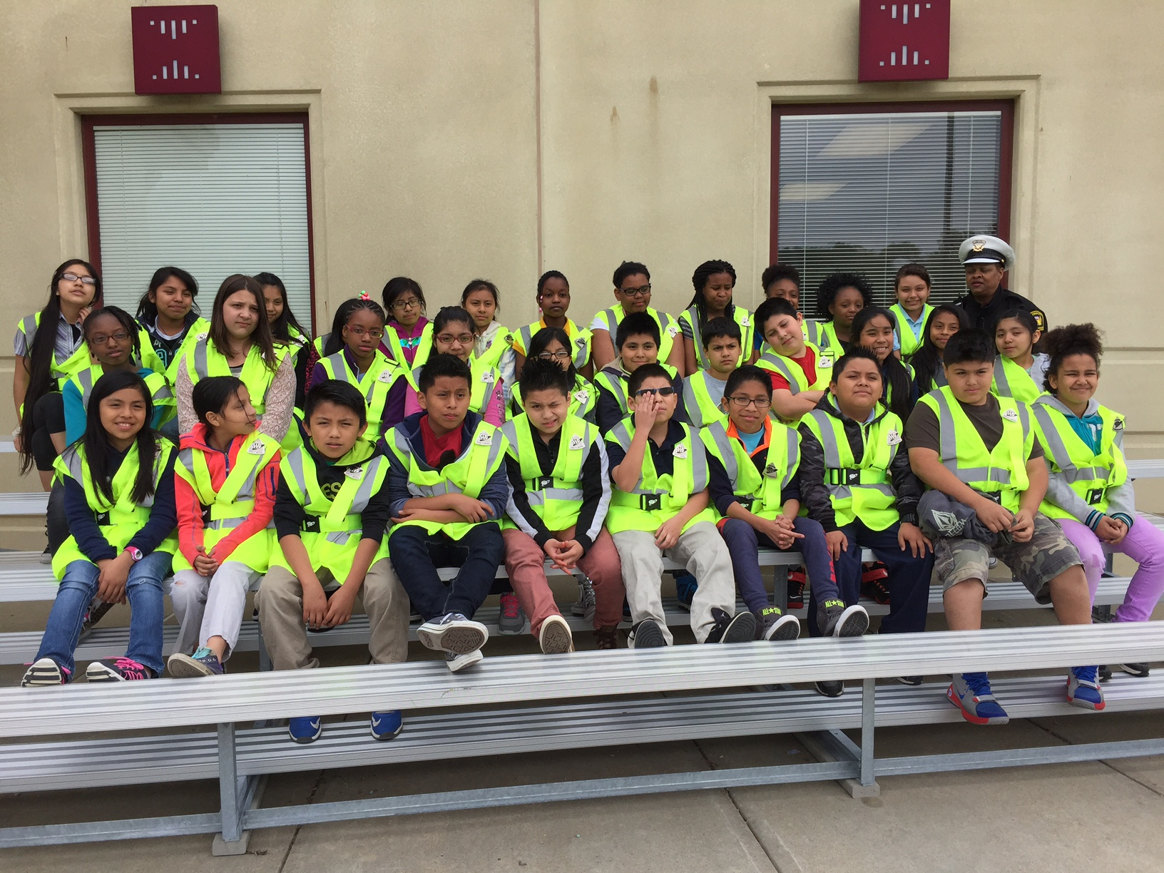 Roberts Safety Patrol 16-17