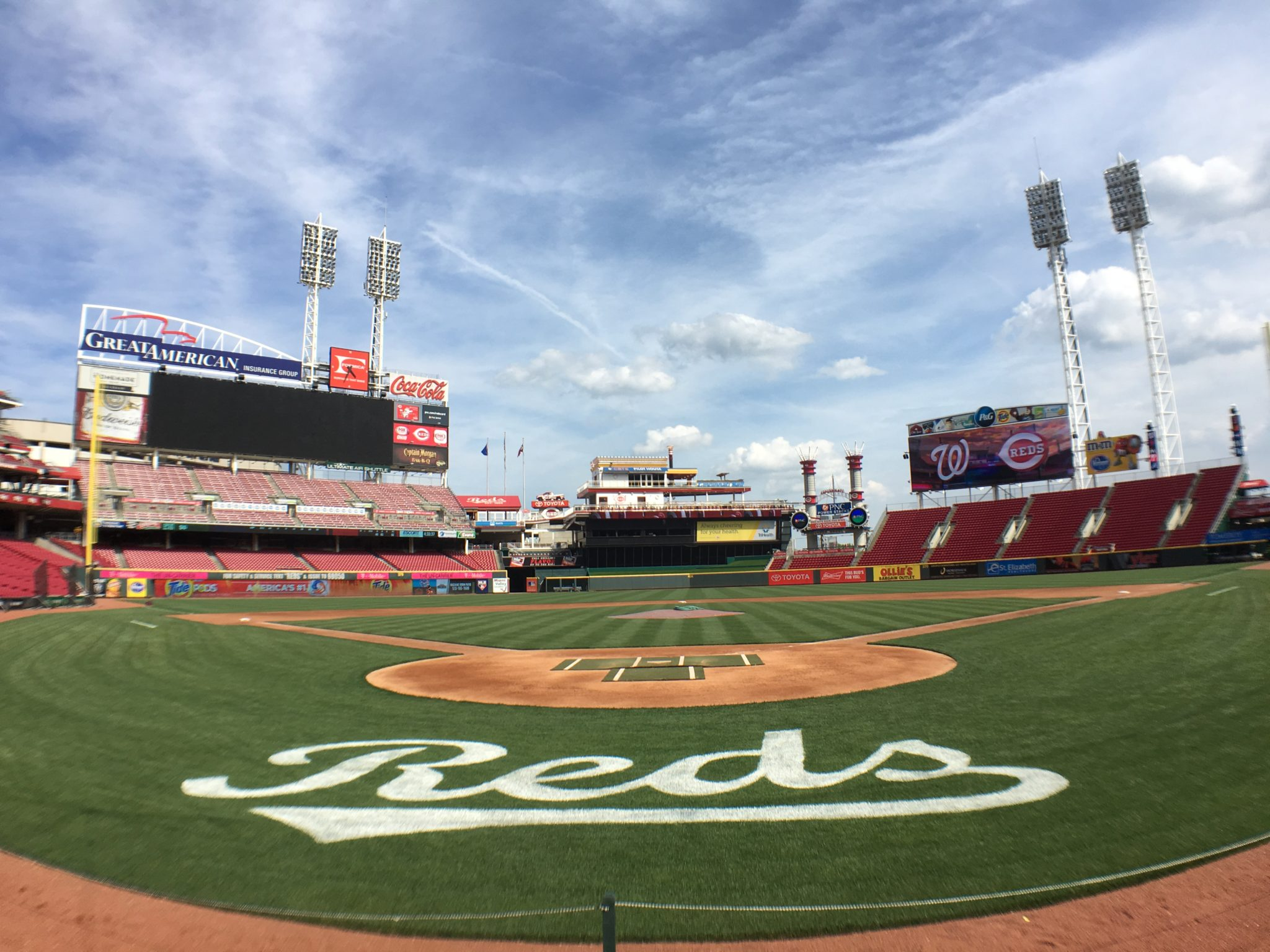 Image result for great american ballpark